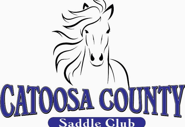 Catoosa County Saddle Club Logo